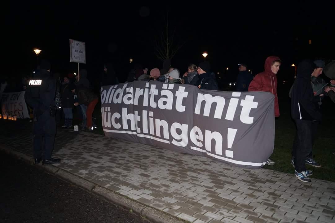 "Asylpaket 2 stoppen - Protestbrief an die ""große Politik"""